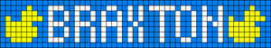 Alpha pattern #5449