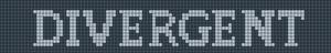 Alpha Friendship Bracelet Pattern #5450