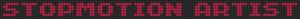 Alpha pattern #5452