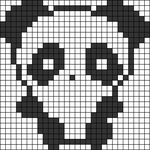 Alpha pattern #5453