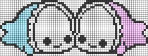 Alpha pattern #5455