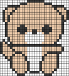 Alpha pattern #5463