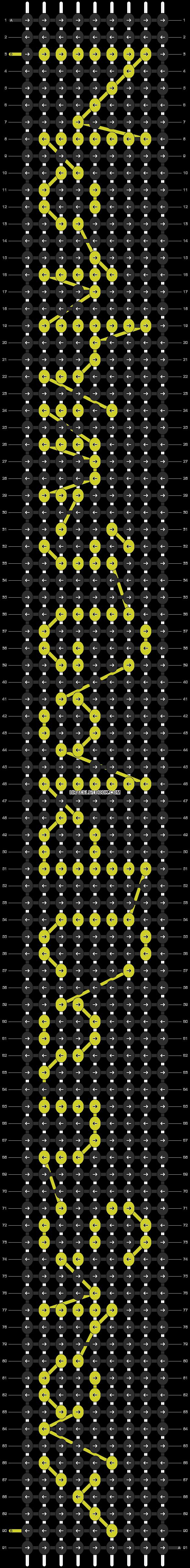 Alpha pattern #5465 pattern