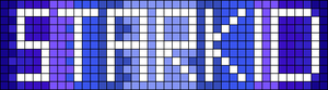 Alpha pattern #5468