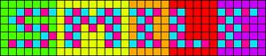Alpha pattern #5477