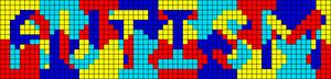Alpha pattern #5483