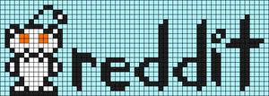 Alpha pattern #5486