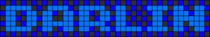 Alpha pattern #5489