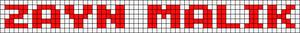 Alpha pattern #5492