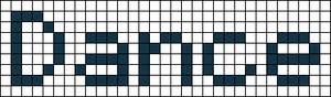 Alpha pattern #5493