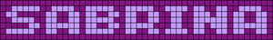 Alpha pattern #5496
