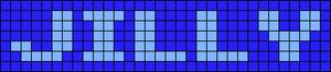 Alpha pattern #5497