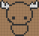 Alpha pattern #5523