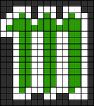 Alpha pattern #5526