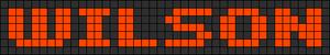Alpha pattern #5527