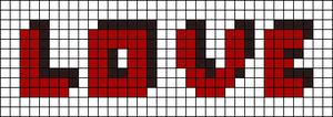 Alpha pattern #5529