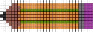 Alpha pattern #5532