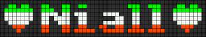 Alpha pattern #5539