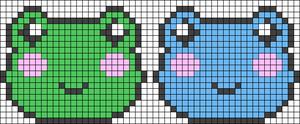 Alpha pattern #5542