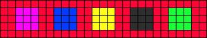 Alpha pattern #5546