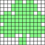 Alpha pattern #5549