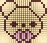 Alpha pattern #5555