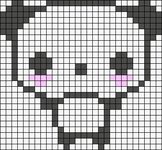 Alpha pattern #5558