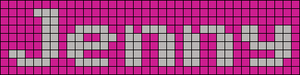 Alpha pattern #5573