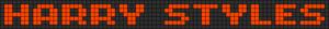 Alpha Friendship Bracelet Pattern #5574