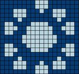 Alpha pattern #5579