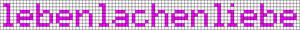 Alpha pattern #5582