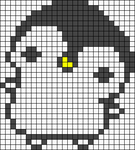Alpha pattern #5587