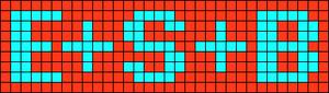 Alpha pattern #5594