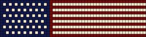 Alpha Friendship Bracelet Pattern #5597