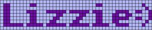 Alpha pattern #5599