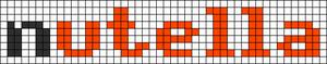 Alpha pattern #5600