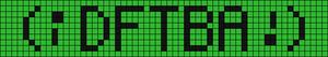 Alpha pattern #5601