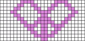 Alpha pattern #5604