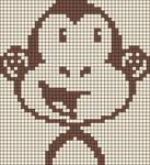 Alpha pattern #5607