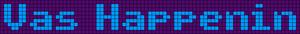 Alpha pattern #5609