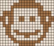 Alpha pattern #5611