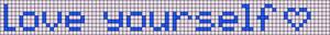 Alpha pattern #5620