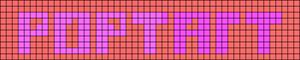 Alpha pattern #5622
