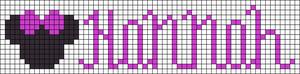 Alpha pattern #5623