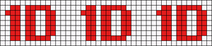 Alpha pattern #5629