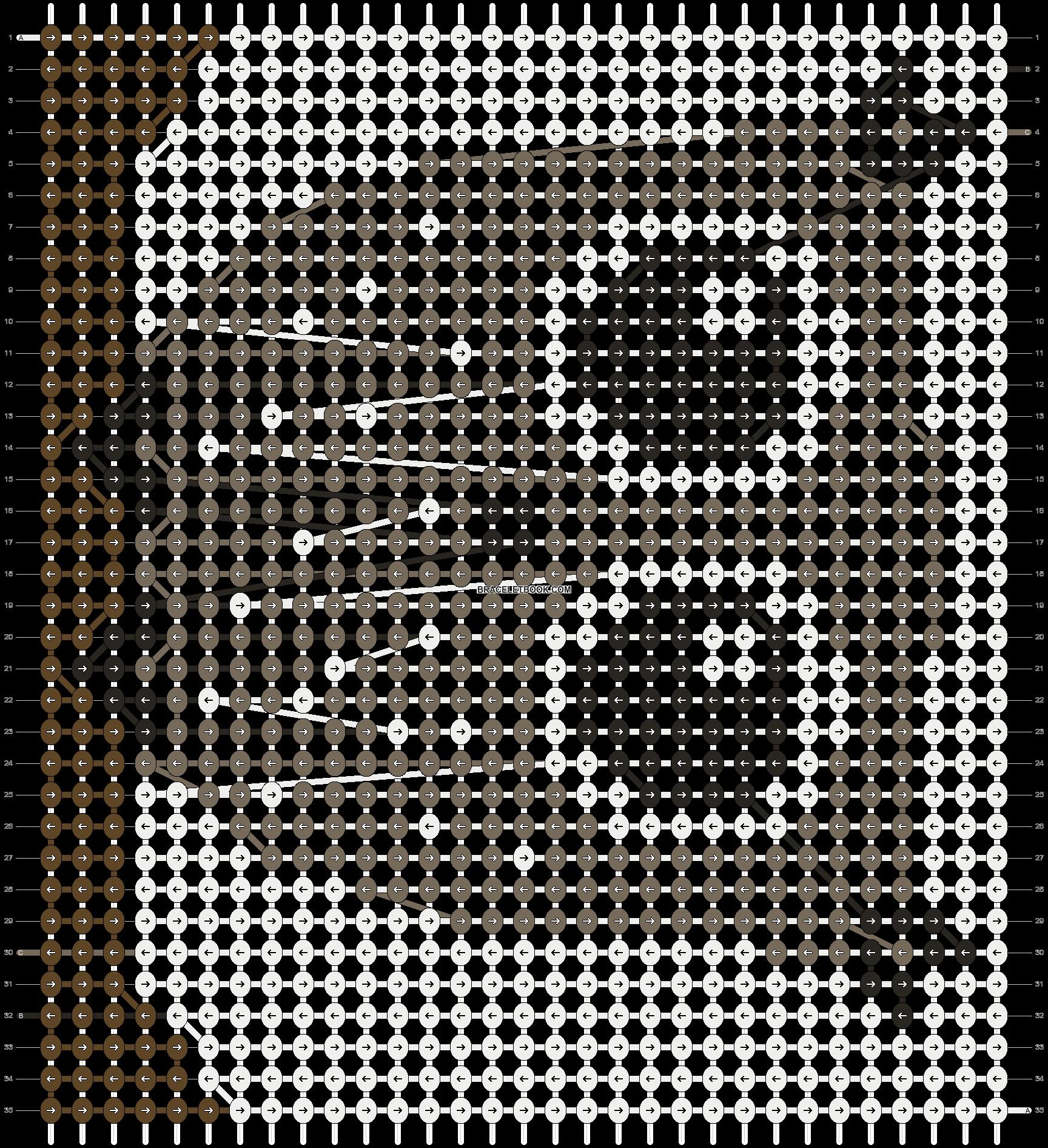 Alpha pattern #5638 pattern