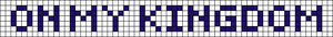 Alpha pattern #5640