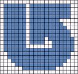 Alpha pattern #5644
