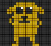 Alpha pattern #5655