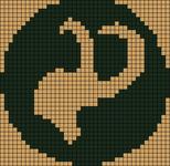 Alpha pattern #5662